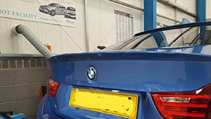 BMW F82 Boot Spoiler