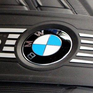 BMW Servicing - BMW brand badge