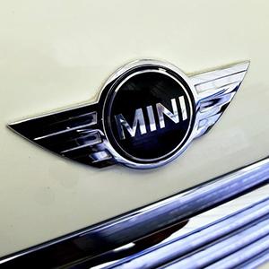 BMW Mini Servicing - Brand logo badge