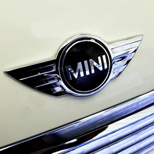 BMW Mini Servicing - Brand logo badge